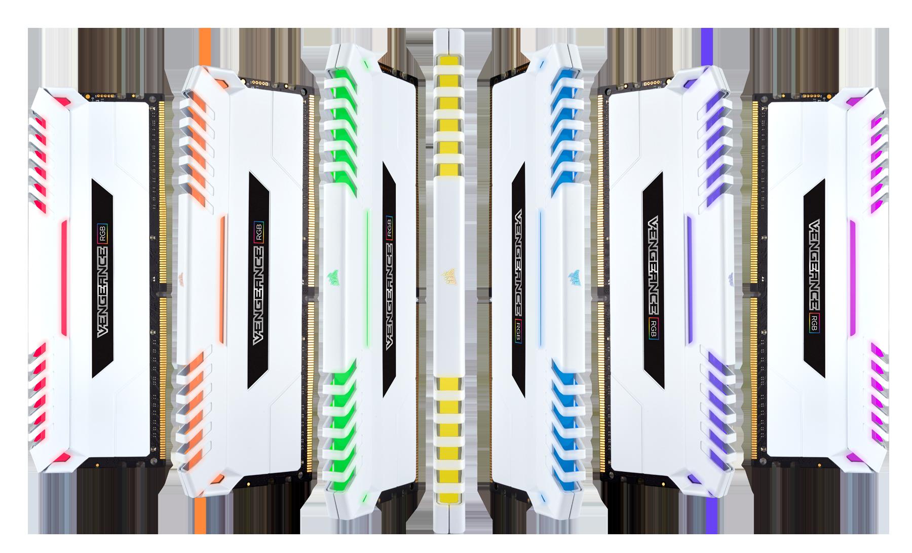 RAM] Corsair จัดแรมชุดใหญ่ ไฟกระพริบ VENGEANCE RGB สายโมฯ ต้องจัด