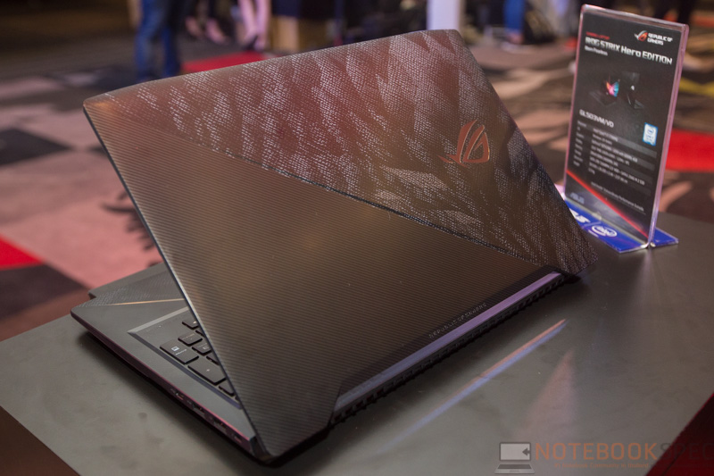 ASUS ROG Strix Hero Edition Preview 8