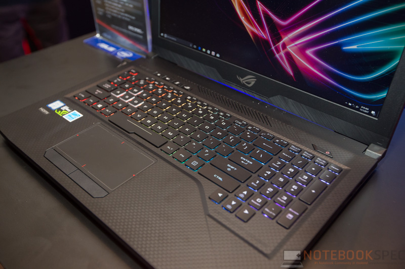 ASUS ROG Strix Scar Edition Preview 3
