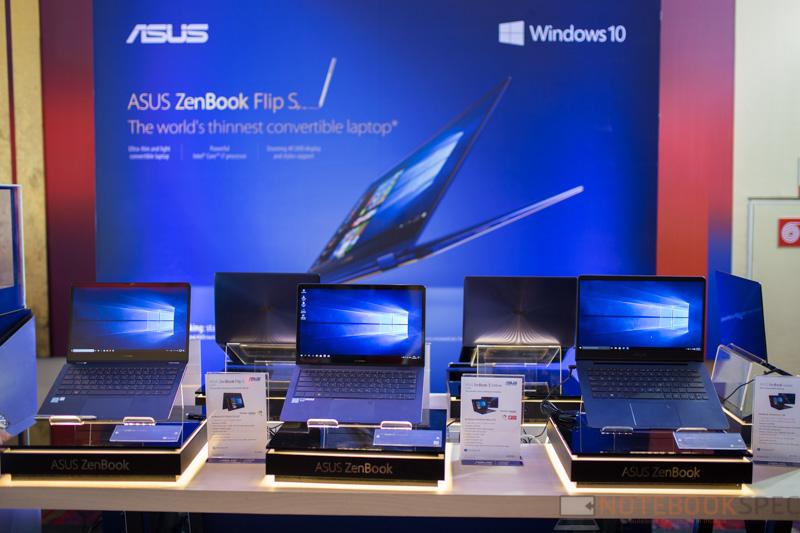 ASUS Windows 10 17