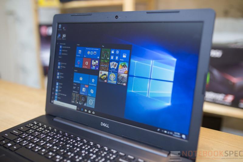Review] Dell Inspiron 5570 โน้ตบุ๊คสเปค i7 Gen 8 + Ram 8 + SSD 128