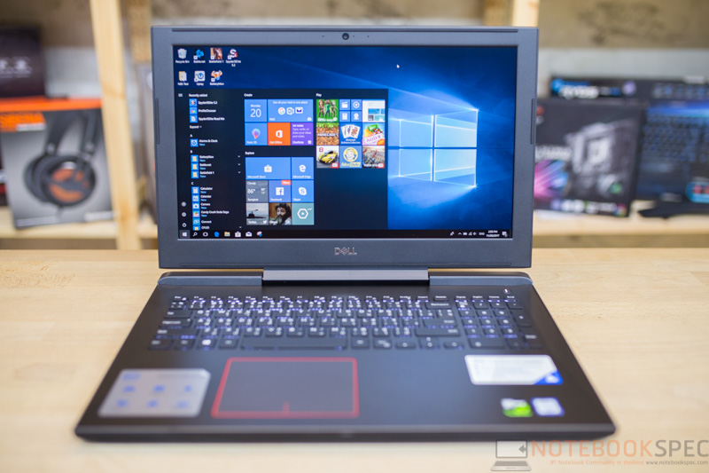Dell Inspiron 7577 Review 1