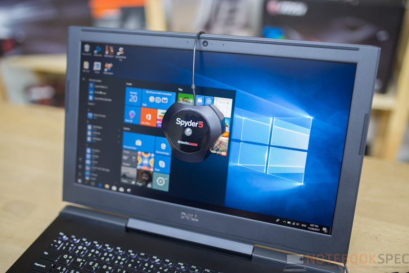 Dell Inspiron 7577 Review 27