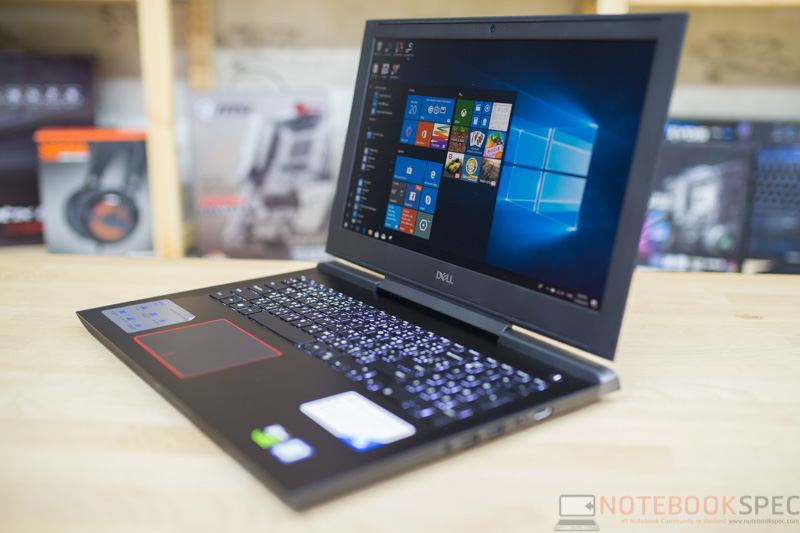 Dell Inspiron 7577 Review 32