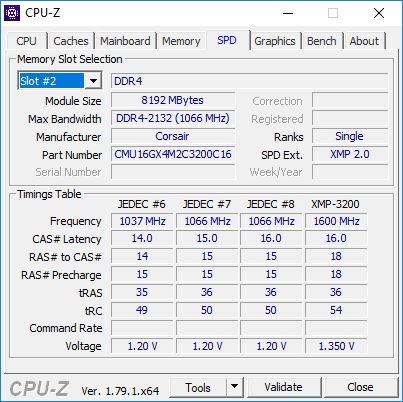 GTX 1070TI CPUZ5 1