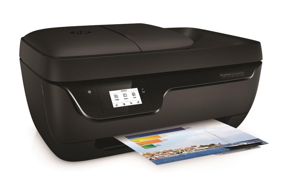 HP DeskJet Ink Advantage 3835 All in One 2