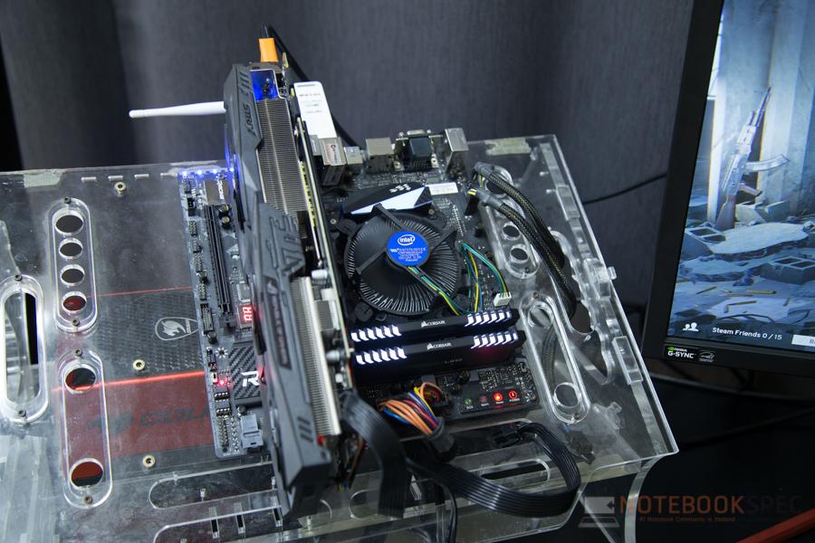 ROG STRIX GTX 1070Ti 5