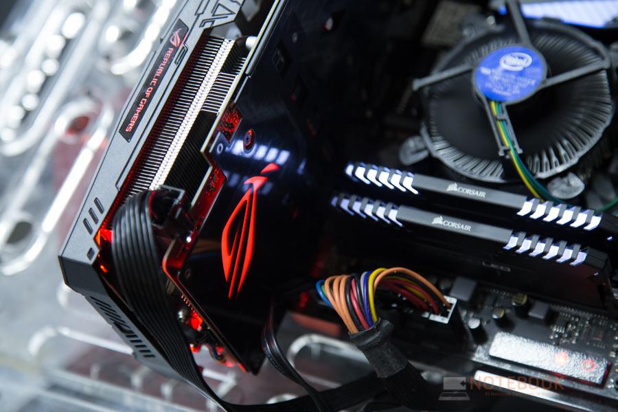 ROG STRIX GTX 1070Ti 7