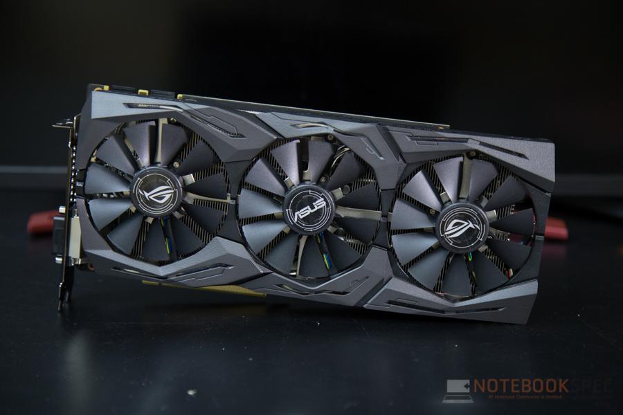 ROG STRIX GTX 1070Ti 8