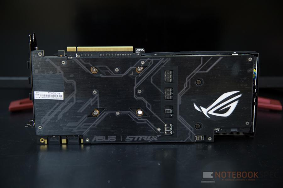 ROG STRIX GTX 1070Ti 9