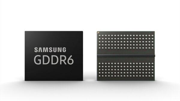 Samsung GDDR6 16GB
