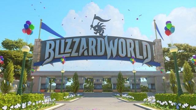 [Game 2017] Overwatch ปล่อยแผนที่ใหม่แกะกล่อง Blizzard World เปิดให้ทดลองเล่นแล้วบนเซิร์ฟ PTR