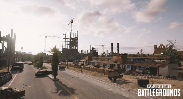 [PUBG] PlayerUnknown's Battlegrounds ปล่อย 5 ภาพแผนที่ใหม่ อารมณ์ใหม่ในสไตล์ธีมทะเลทรายเพิ่มเติมพบกันเร็ว ๆ นี้