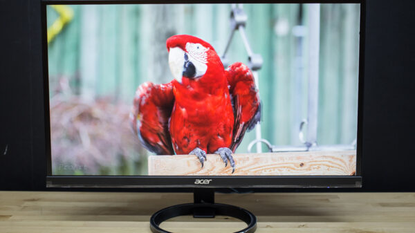 Acer Monitor 10