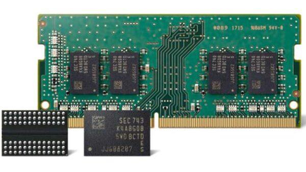 DRAM DDR4