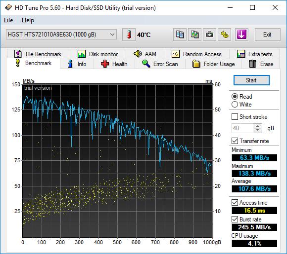 GP72MVR 7RFX HDD