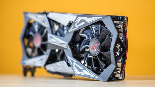 IGAME Geforce GTX 1070TI 16