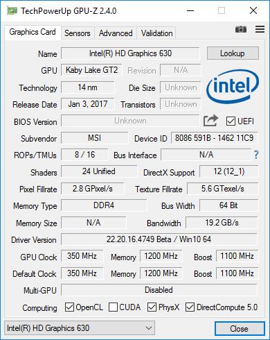 MSI GE72 7RE Apache Pro GPU1