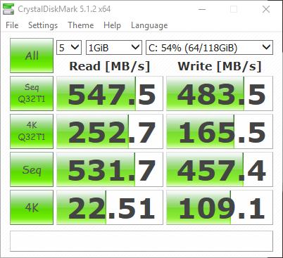 MSI GE72 7RE Apache Pro ssd