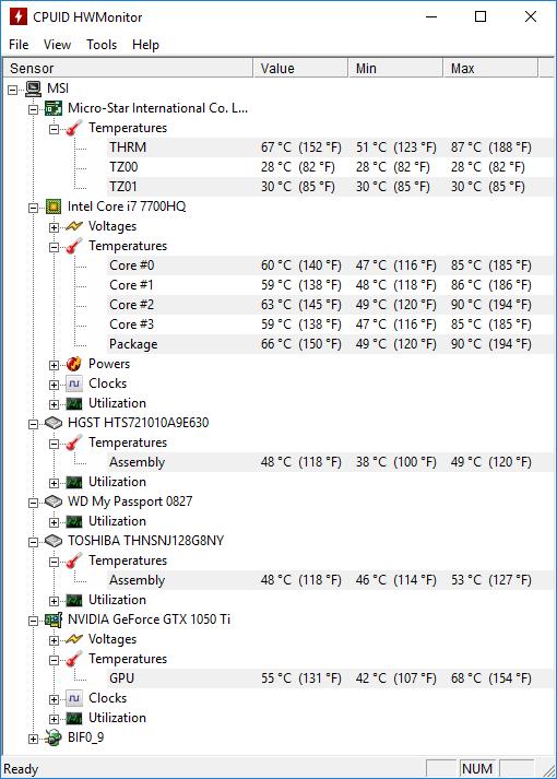 MSI GE72 7RE Apache Pro temp1