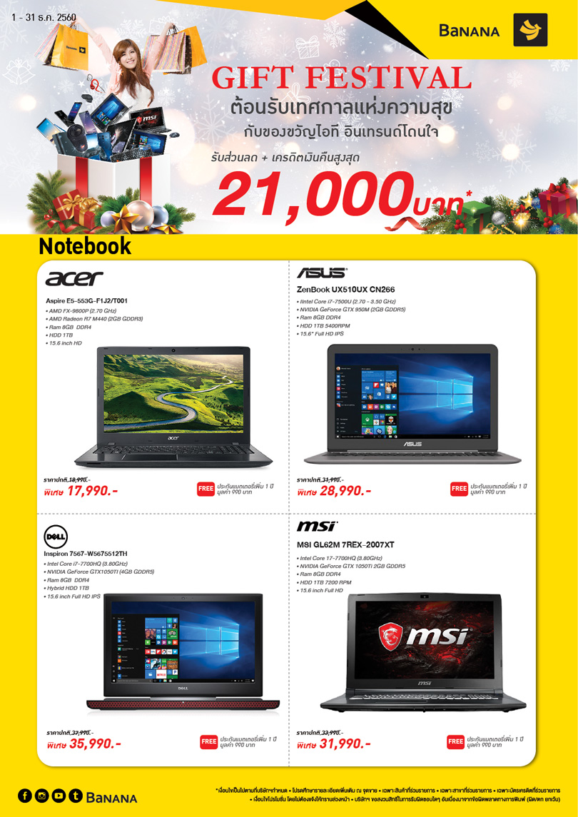 Monthly Promotion Dec2017 Notebook