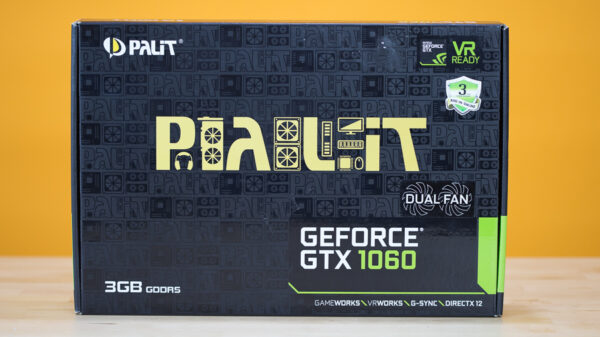 Palit Geforce GTX 1060 1