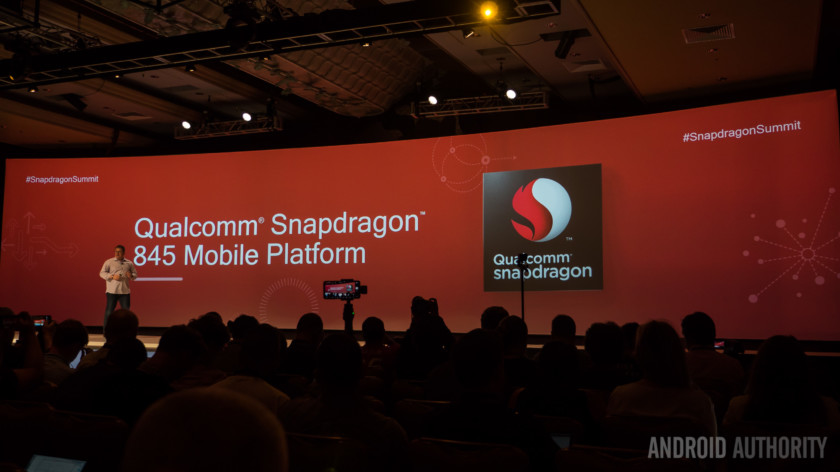 qualcomm tech summit day