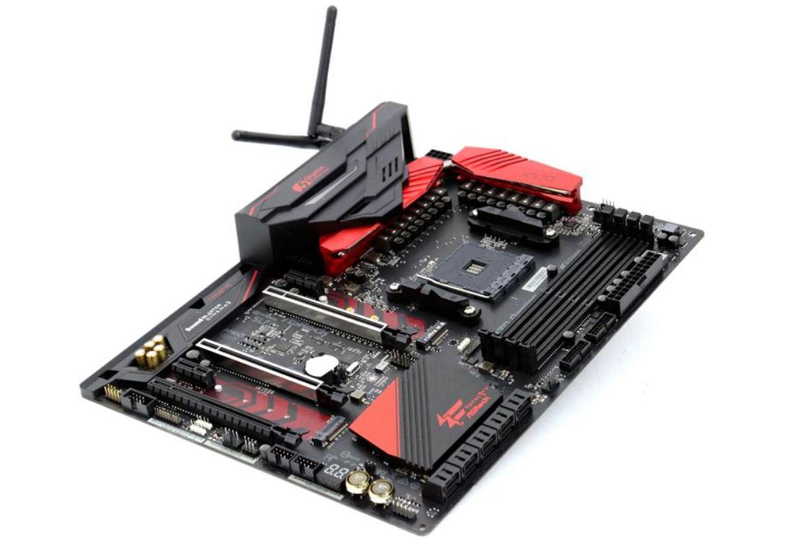 AMD Ryzen mainboard 1
