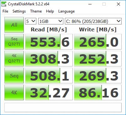 ASUS ROG GR8 II SSD
