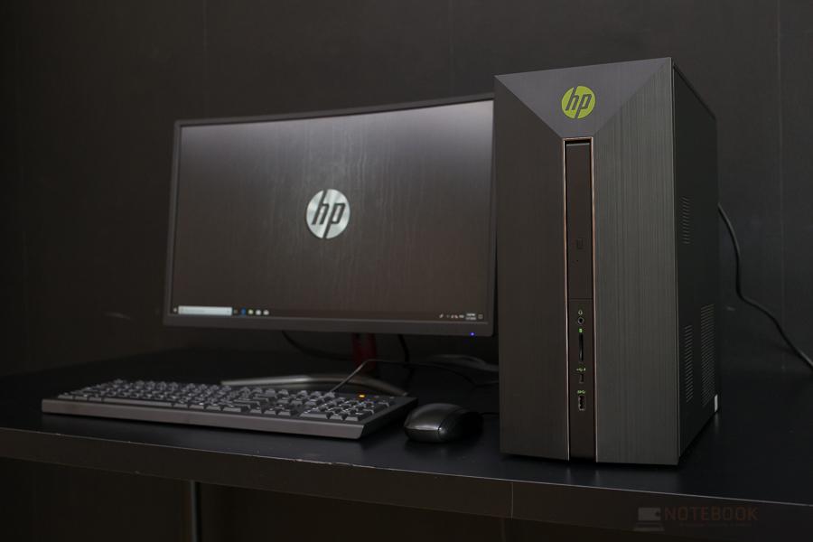 HP Pavilion AMD Desktop 66