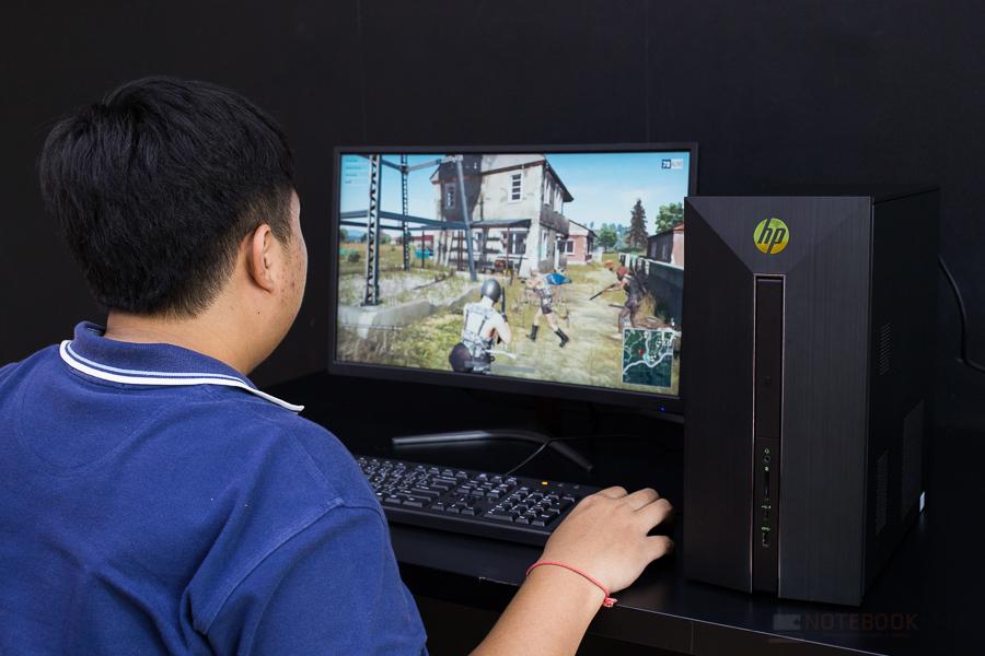 HP Pavilion AMD Desktop 99