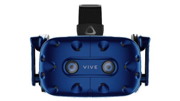 HTC Vive Pro head on
