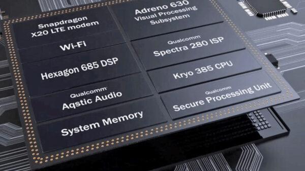 Qualcomm Snapdragon 845 chip architecture 600 01