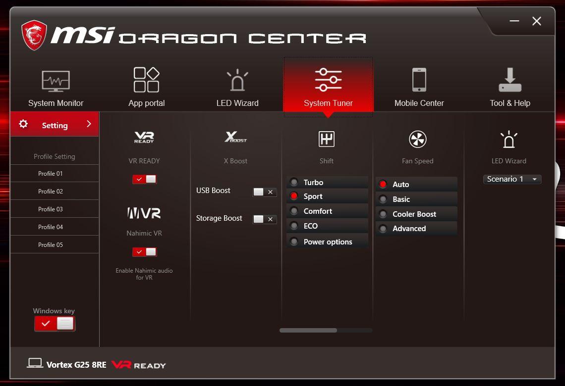 dragon center 2