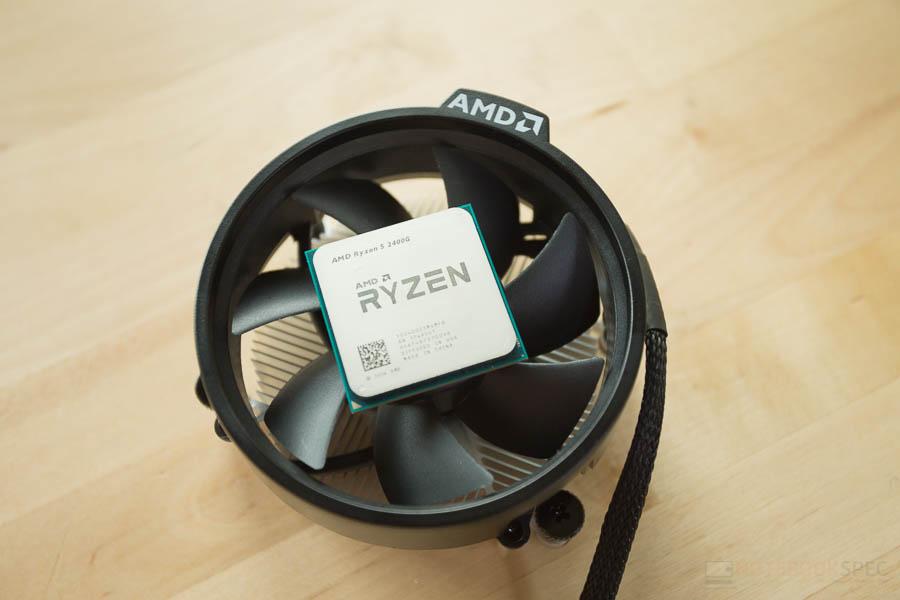 PC Scoop - AMD RYZEN 5 2400G และ AMD RYZEN 3 2200G เหมาะกับ