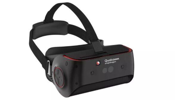 Qualcomm VR headset