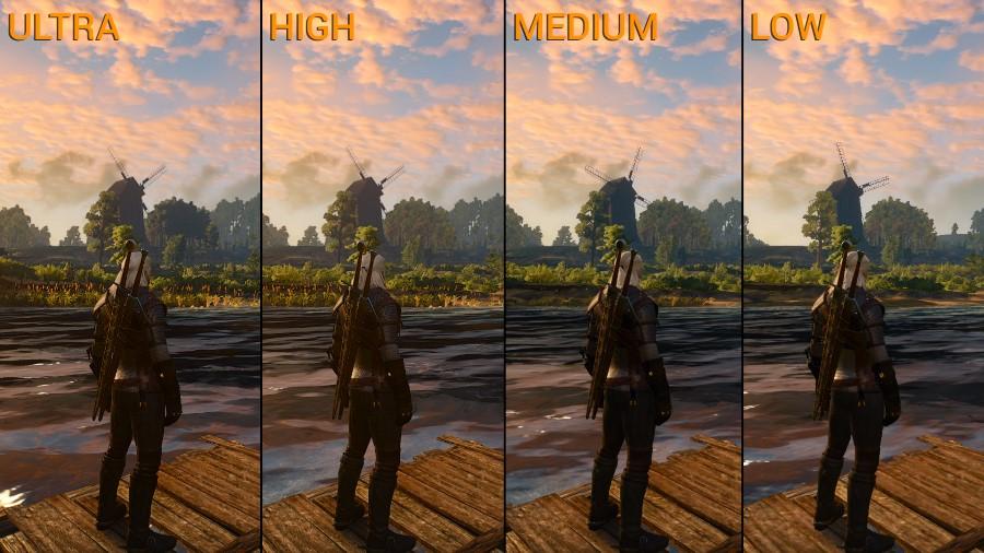 witcher3 texturequality comparison02 Custom