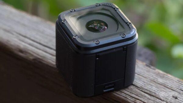 GoPro camera 600