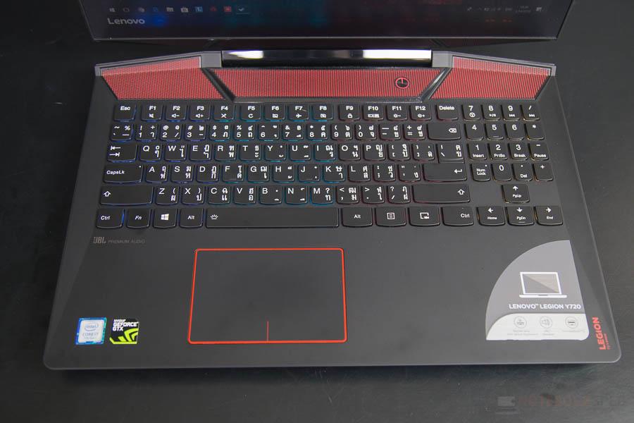 Lenovo Legion Y720 22