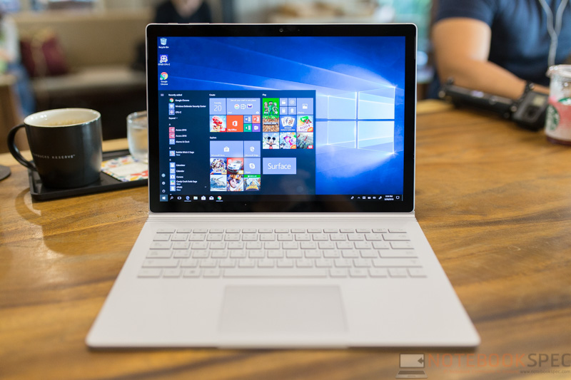 Microsoft Surface Book 2 Review 2