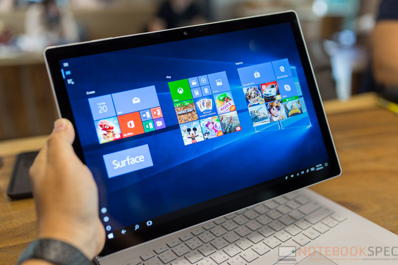 Microsoft Surface Book 2 Review 46
