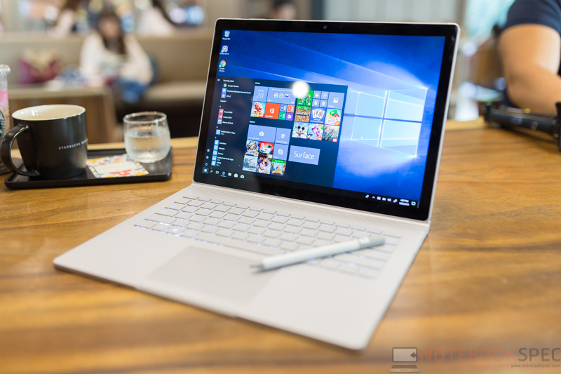 Microsoft Surface Book 2 Review 66