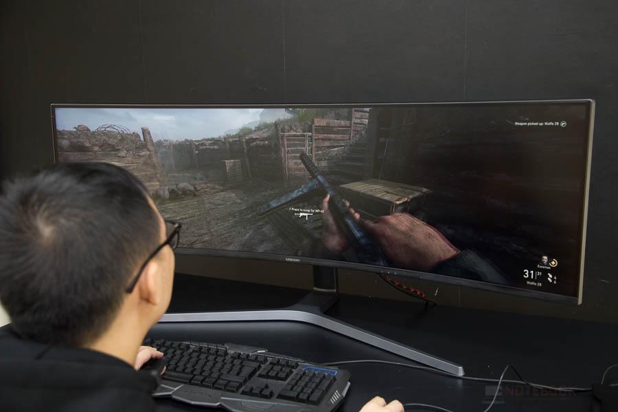 Samsung Monitor 46
