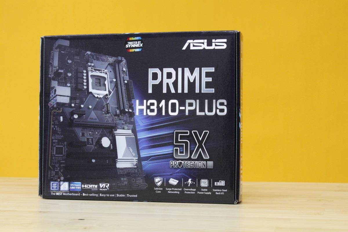 ASUS Prime H310 1