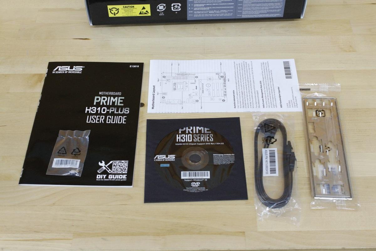 ASUS Prime H310 4