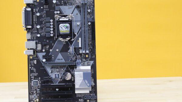 ASUS Prime H310 6