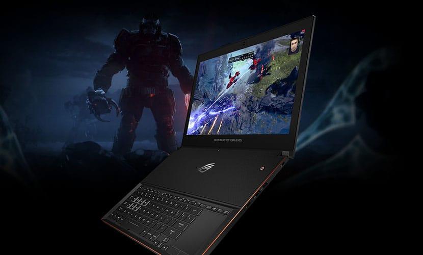 ASUS ROG Zephyrus GX501GI XS74 8th Gen Ultra Slim Gaming Laptop 1