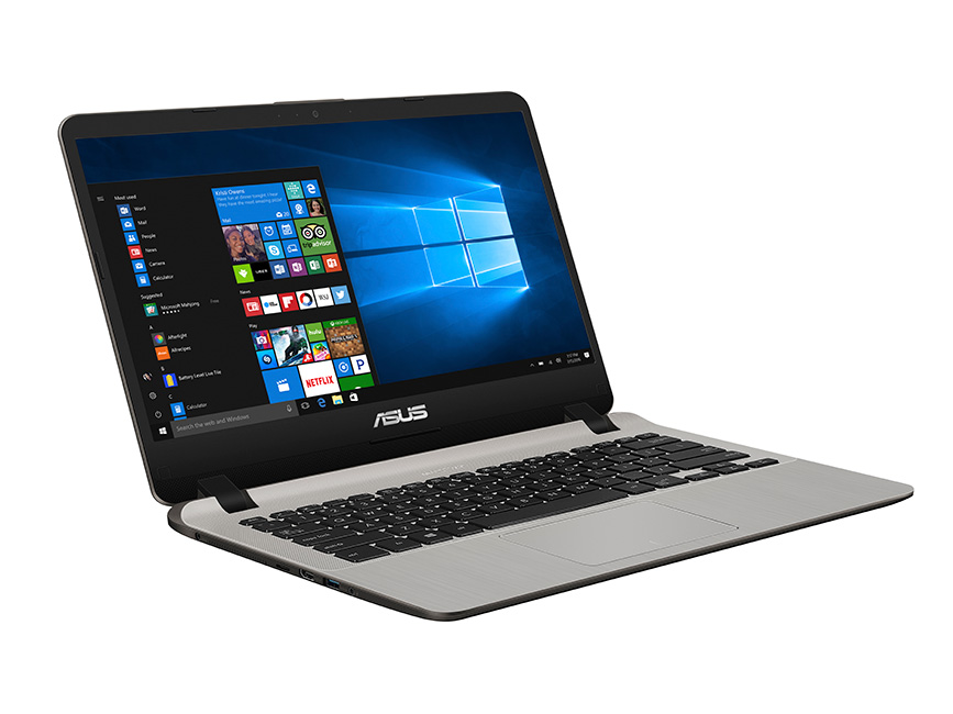 ASUS X407 Icicle Gold Lightweight