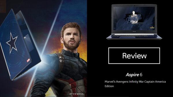 Acer Aspire 6 Cap Cover