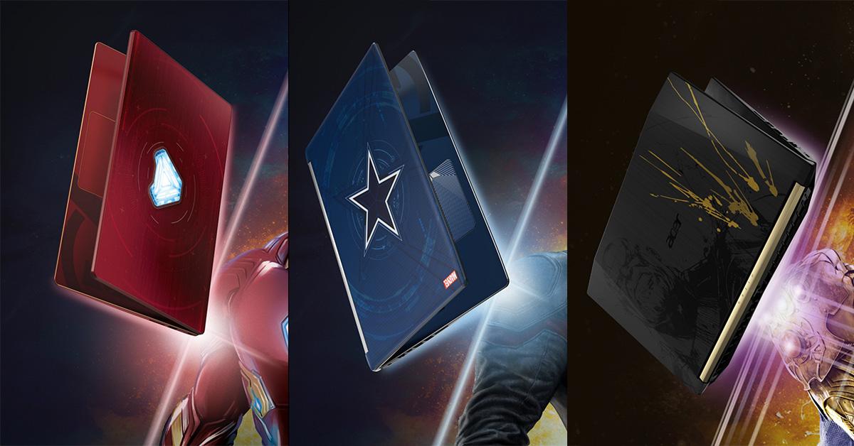 Acer Marvel Avengers NBS